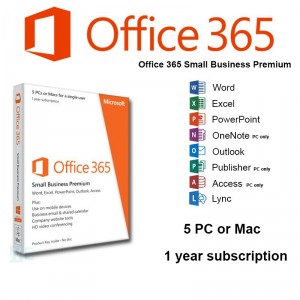 MS Office 365 Business Premium